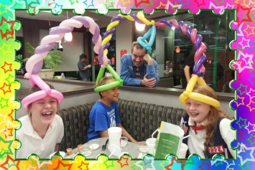 Kids Night Entertainment at Restaurant in Indianapolis
